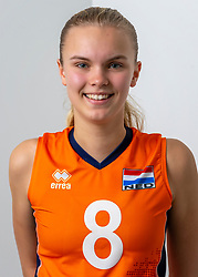 21-12-2018 NED: Photoshoot selection of Orange Young Girls, Arnhem <br /> Orange Young Girls 2018 - 2019 / Fleur Uitterlinden #8