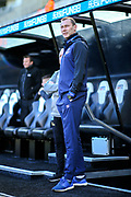 Everton coach Duncan Ferguson ahead of the Premier League match between Newcastle United and Everton at St. James's Park, Newcastle, England on 9 March 2019.