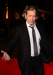 Dexter Fletcher arriving for the premiere of new film Captain Phillips on the opening night of the London Film Festival, Wednesday, 9th October 2013. Picture by Nils Jorgensen / i-Images