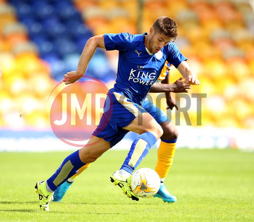 Leicester City's Andrej Kramaric - Mandatory by-line: Robbie Stephenson/JMP - 25/07/2015 - SPORT - FOOTBALL - Mansfield,England - Field Mill - Mansfield Town v Leicester City - Pre-Season Friendly