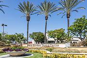 Pico Rivera Towne Center Monument