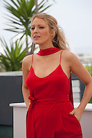 Actress Blake Lively at the Café Society film photo call at the 69th Cannes Film Festival Wednesday 11th May 2016, Cannes, France. Photography: Doreen Kennedy