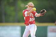 Lafayette High's Avery McCullough (10) pitches vs. West Lauderdale in MHSAA Class 4A playoff action in Oxford, Miss. on Friday, May 2, 2014.
