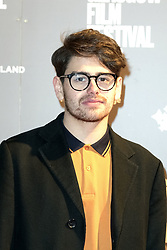 "Glasgow Film Festival, Sunday 3rd March 2019<br /> <br /> UK Premiere of ""Beats""<br /> <br /> Pictured: Cristian Ortega (Actor)<br /> <br /> Alex Todd 