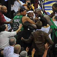 5.12.08 Boston Celtics at Cleveland Cavaliers