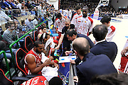 DESCRIZIONE : Campionato 2014/15 Dinamo Banco di Sardegna Sassari - Olimpia EA7 Emporio Armani Milano<br /> GIOCATORE : Luca Banchi<br /> CATEGORIA : Allenatore Coach Time Out<br /> SQUADRA : Olimpia EA7 Emporio Armani Milano<br /> EVENTO : LegaBasket Serie A Beko 2014/2015<br /> GARA : Dinamo Banco di Sardegna Sassari - Olimpia EA7 Emporio Armani Milano<br /> DATA : 07/12/2014<br /> SPORT : Pallacanestro <br /> AUTORE : Agenzia Ciamillo-Castoria / Luigi Canu<br /> Galleria : LegaBasket Serie A Beko 2014/2015<br /> Fotonotizia : Campionato 2014/15 Dinamo Banco di Sardegna Sassari - Olimpia EA7 Emporio Armani Milano<br /> Predefinita :