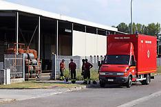 20120815 FUGA DI GAS DITTA OMP VIA BOTTEGO