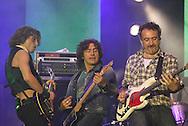Rome/Italy -  I° Maggio 2006 - The Concert in Piazza San Giovanni. Luciano Ligabue