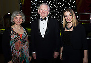 Dottie Knauer, Dr. Brendan O'Connor and MichelDurham-Brandt who judged Choir Factor in the Radisson Blu.<br /> Choir Factor is a fundraiser for The Sccul Sanctuary, Therapeutic Support Centre in Kilcornan Clarenbrdge.<br /> <br />  Photo:Andrew Downes, xposure.
