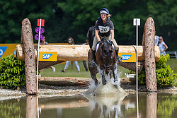 Lucey Nicholas, GBR, Kroon Leader<br /> Event Rider Masters -Chateau d'Arville<br /> CCI4*-S Sart Bernard 2019<br /> © Hippo Foto - Dirk Caremans<br /> Lucey Nicholas, GBR, Kroon Leader