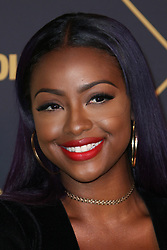 Recording artist Justine Skye at The 2017 MAXIM Hot 100 Party, produced by Karma International, held at the Hollywood Palladium in celebration of MAXIM's Hot 100 List on June 24, 2017 in Los Angeles, CA, USA (Photo by JC Olivera) *** Please Use Credit from Credit Field ***