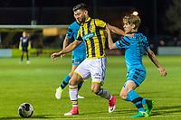 ARNHEM - 27-03-2017, Jong Vitesse - Jong AZ, Sport center Papendal, Jong AZ speler Teun Bijleveld