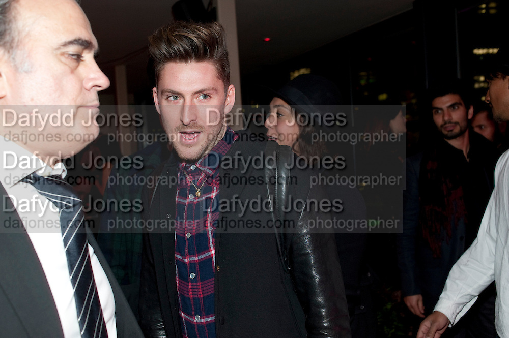 HENRY HOLLAND, InStyle's Best Of British Talent Party in association with Lancome. Shoreditch HouseLondon. 25 January 2011, -DO NOT ARCHIVE-© Copyright Photograph by Dafydd Jones. 248 Clapham Rd. London SW9 0PZ. Tel 0207 820 0771. www.dafjones.com.