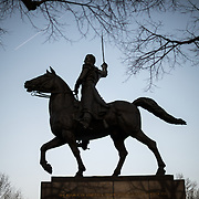 Simon Bolivar Statue | Washington DC