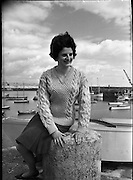 Irish Knitting- Aran Jumpers.13.07.1963