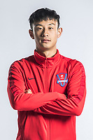 **EXCLUSIVE**Portrait of Chinese soccer player Peng Xinli of Chongqing Dangdai Lifan F.C. SWM Team for the 2018 Chinese Football Association Super League, in Chongqing, China, 27 February 2018.