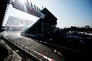 October 27-29, 2017: Mexican Grand Prix. Nico Hulkenberg (GER), Renault Sport Formula One Team, R.S.17