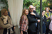 BLOOMBERG LUNCH, METROPOLE HOTEL, . Venice Biennale, 10 May 2017