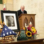 Walter C. Douglas, Santa Barbara, Ca., Cemetery, Memorial Service 2014