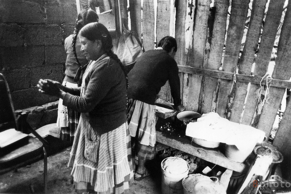 San Miguel Tenextatiloyan is a small Town in the mountain chain of Puebla. The main economic income is the Pottery.<br />