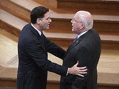 Senator John McCain Funeral - 2 Sep 2018