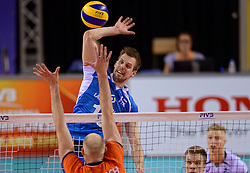 20150614 NED: World League Nederland - Finland, Almere<br /> Olli-Pekka Ojansivu #16