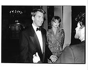 Edgar Bronfman Jnr. & Clarissa Alcock, Jann Wenner. Lifetime Achievement Award. Plaza. NY. 4 Dec 1990. © Copyright Photograph by Dafydd Jones 66 Stockwell Park Rd. London SW9 0DA Tel 020 7733 0108 www.dafjones.com