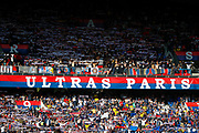Illustration of ULTRAS PARIS SUPPORTERS during the French championship L1 football match between Paris Saint-Germain (PSG) and SCO Angers, on August 25th, 2018 at Parc des Princes Stadium in Paris, France - Photo Stephane Allaman / ProSportsImages / DPPI