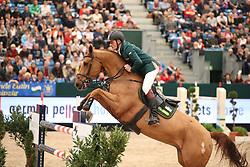 Skrzyczynski, Jaroslaw (POL), Crazy Quick<br /> Leipzig - Partner Pferd 2016<br /> Championat von Leipzig<br /> © www.sportfotos-lafrentz.de / Stefan Lafrentz
