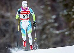 Manca Slabanja (SLO) during FIS Cross-Country World Cup Planica 2018, on January 21, 2018 in Planica, Kranjska Gora, Slovenia. Photo by Ziga Zupan / Sportida