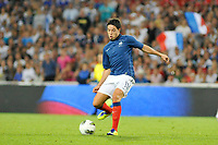 FOOTBALL - FRIENDLY GAME - FRANCE v CHILI - 10/08/2011 - PHOTO SYLVAIN THOMAS / DPPI - SAMIR NASRI (FRA)