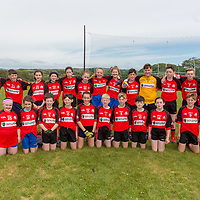 Ballynacally Team Photo