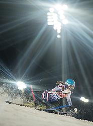 21.02.2014, Rosa Khutor Alpine Resort, Krasnaya Polyana, RUS, Sochi, 2014, Slalom, Damen, 2. Durchgang, im Bild Ksenia Alopina (RUS) // Ksenia Alopina of Russia in action during the 2nd run of ladies Slalom to the Olympic Winter Games Sochi 2014 at the Rosa Khutor Alpine Resort, Krasnaya Polyana, Russia on 2014/02/21. EXPA Pictures © 2014, PhotoCredit: EXPA/ Johann Groder