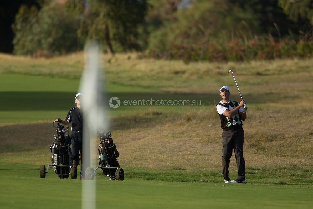 2013 Melbourne BMW. BMW Golf Cup International. Day 1. Victoria Golf Club, Melbourne, Victoria, Australia. 12/04/0213. Photo By Lucas Wroe/Event Photos Australia