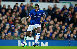 LIVERPOOL, ENGLAND - Sunday, March 3, 2019: Everton's Kurt Zouma during the FA Premier League match between Everton FC and Liverpool FC, the 233rd Merseyside Derby, at Goodison Park. (Pic by Laura Malkin/Propaganda)