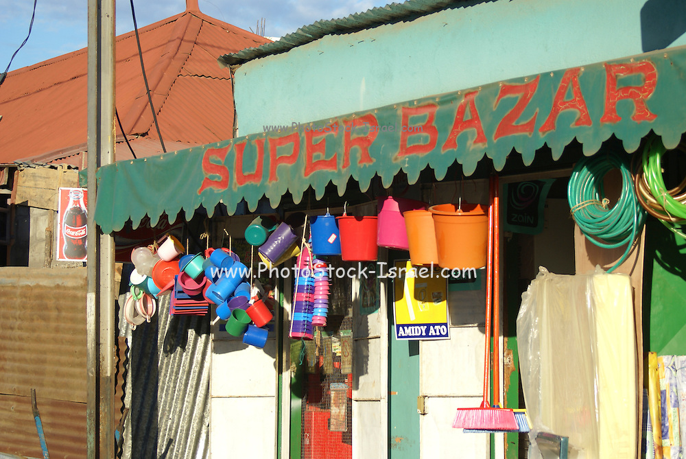 Madagascar, Nosy Be, Street Market