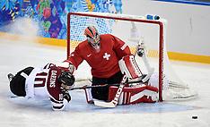 20140212 Olympics Sochi Ishockey Latvia-Switzerland