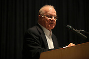 Avishay Braverman (born 15 January 1948) is an Israeli economist and politician. A former president of the Ben-Gurion University of the Negev, he is currently a member of the Knesset for the Labor Party. Between 2009 and 2011 he served as Minister of Minorities.