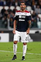 Torino, 21.09.2016 - Serie A 5a giornata - Juventus-Cagliari - Nella foto: Marco Borriello  - Cagliari