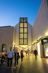 Exterior of new modern Beirut Souks retail development in Downtown Beirut, Lebanon