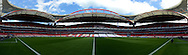General Views of Estádio da Luz, Lisbon **Note to editors, this image has been stitched together with software ** Picture by Ian Wadkins/Focus Images Ltd +44 7877 568959<br /> 23/05/2014