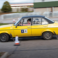Car 59 Rod Hanson / Clare Grove