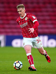 Connor Lemonheigh-Evans of Bristol City - Mandatory by-line: Robbie Stephenson/JMP - 06/01/2018 - FOOTBALL - Vicarage Road - Watford, England - Watford v Bristol City - Emirates FA Cup third round proper