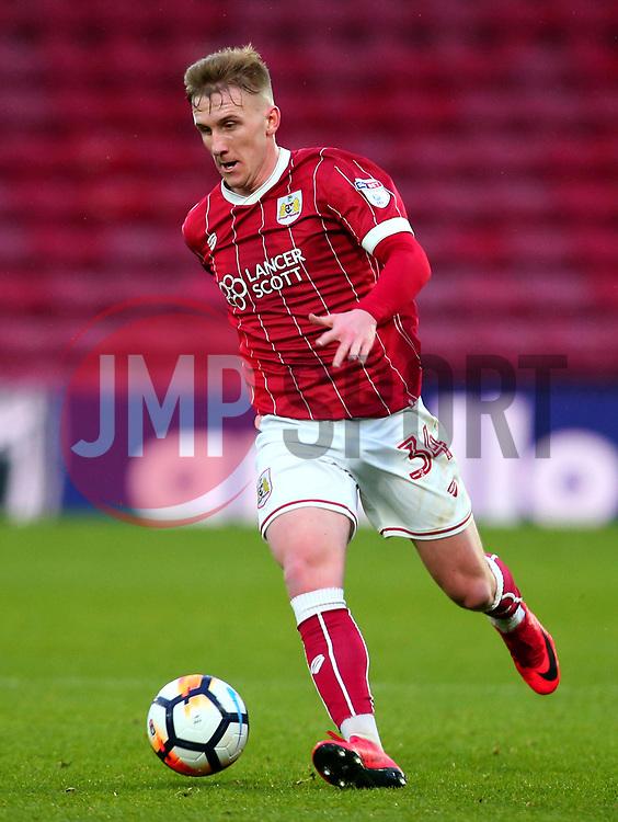 Connor Lemonheigh-Evans of Bristol City - Mandatory by-line: Robbie Stephenson/JMP - 06/01/2018 - FOOTBALL - Vicarage Road - Watford, England - Watford v Bristol City - Emirates FA Cup third round proper