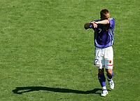 Naohiro Takahara <br /> Fussball WM 2006 Australien - Japan<br /> Fotball VM<br /> Australia<br /> Norway only