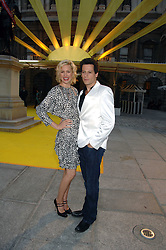 ALICE EVANS and IOAN GRUFFUDD at the Royal Academy of Arts Summer Exhibition Party at the Royal Academy, Piccadilly, London on 6th June 2007.<br /><br />NON EXCLUSIVE - WORLD RIGHTS