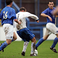 Queen of the South v St Johnstone...22.10.05<br />