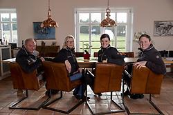 WERNKE Peter, WERNKE Pia, WERNKE Ruth, WERNKE Jan<br /> Holdorf - Homestory Jan Wernke 2020<br /> www.sportfotos-lafrentz.de/Stefan Lafrentz<br /> 19. Februar 2020
