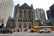 Taylor' s Graduation from Branksome Hall..Ceremony at St Pauls' Anglican Church on Bloor St