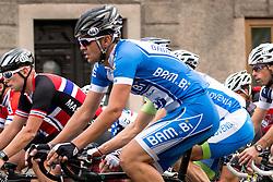 Cycler at UCI amateur Road World Championship 2014 on August 31, 2014 in BTC City, Ljubljana, Slovenia. Photo by Matic Klansek Velej / Sportida.com
